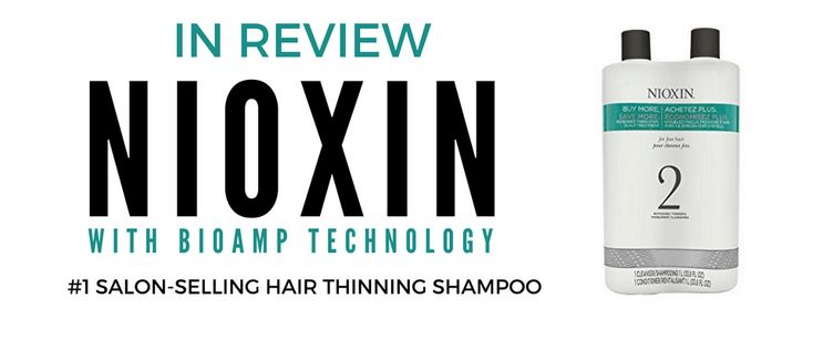We researched Nioxin and their extensive hair loss/ growth product line, and we have to admit that we were pretty impressed with the results. Read on.