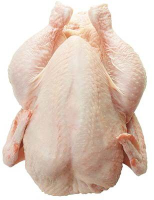 Things I Hate: Raw Chicken (or any raw bird/fowl)