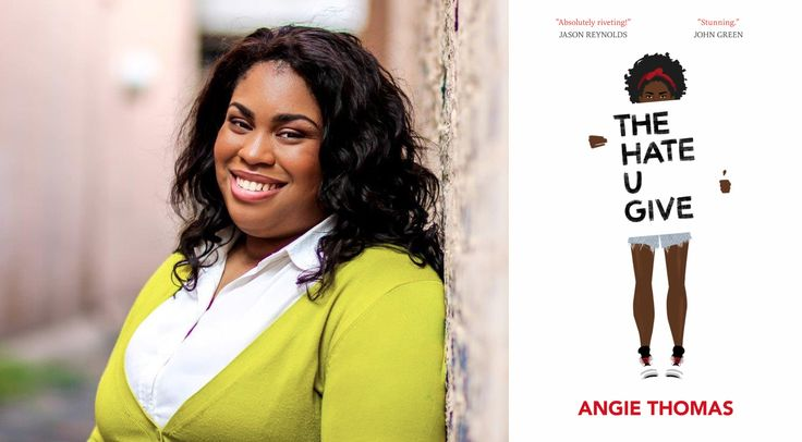 If there were a poster child for the Flying Start awards, given by PW semiannually for the most striking debuts in children's and YA books, it just might be Angie Thomas, a Mississippi church secretary who wrote a cri de coeur on race in America during her lunch hours at the bishopric.