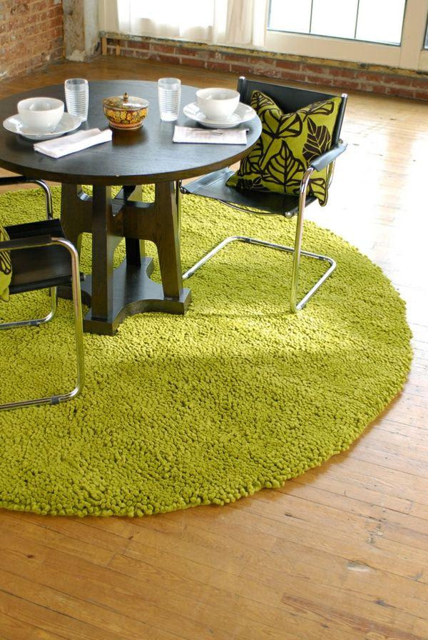 die 25 besten ideen zu teppich gr n auf pinterest gr ne. Black Bedroom Furniture Sets. Home Design Ideas
