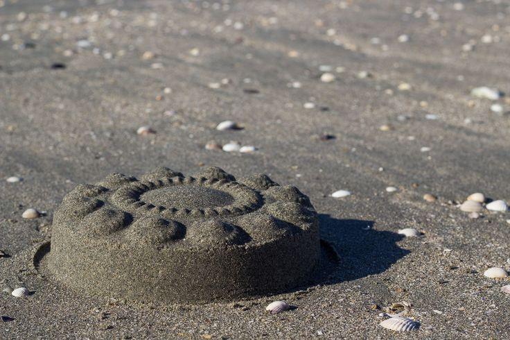 3x50 fotoproject, week 09, Zeeuwse knop op het strand, Annemarie de Boer, Zuiver Zeeuws