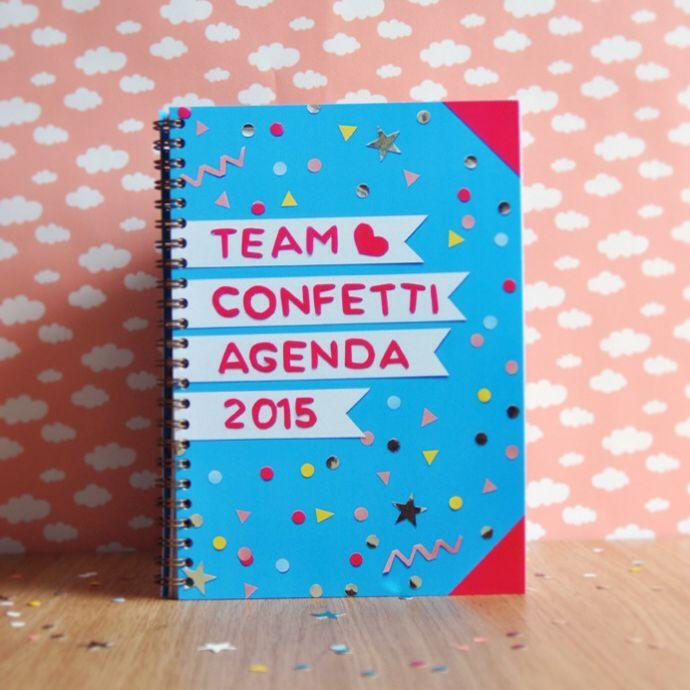 Ik kreeg de eerste paar dagen van januari heel veel leuke berichtjes binnen van blije TC agenda-baasjes die zo blij waren dat ze ein-de-lijk hun nieuwe agenda konden gebruiken! Dat is ook heel erg fijn, lekker fris en schoon en netjes en leeg. En voor wie er nog niet zo'n mooie, frisse, lege agenda heeft…
