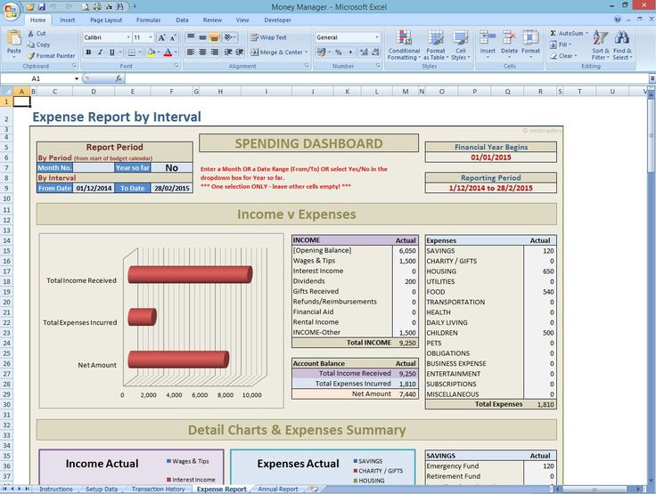 347 best Microsoft Office tips and tricks images on Pinterest - microsoft expense report