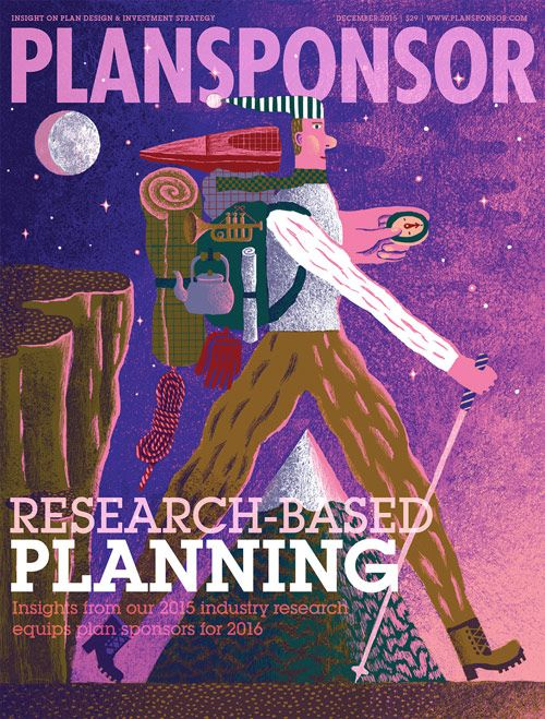 Here is one of JooHee Yoon's illustrations designed for the Plansonser december 2015. the theme this issue is  looking forward to the next year and how to plan out this next years journey.The main element to this design that makes it work is the abundance of iconography  which connotes an adventure or journey, that we will experience over the next year. Likewise it symbolises the need to prepare and over come obstacles