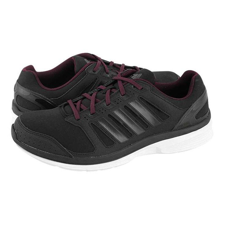 Epic Elite - Ανδρικά αθλητικά παπούτσια Adidas από ύφασμα και δέρμα με υφασμάτινη φόδρα και συνθετική σόλα.