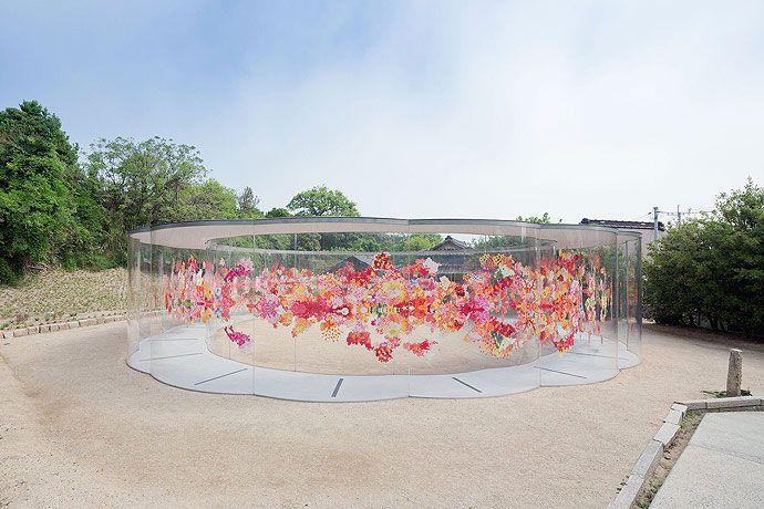 建築家、妹島和世が設計した「a-art house」犬島観光のおすすめ