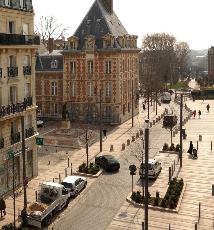 Charenton-le-Pont Town Centre-09 « Landscape Architecture Works | Landezine