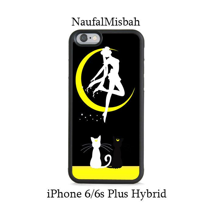 Sailor Moon iPhone 6/6s PLUS HYBRID Case
