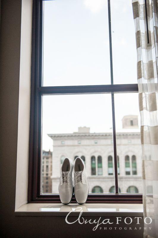 Groom's Shoes anyafoto.com #wedding, groom, men's fashion, white groom's shoes