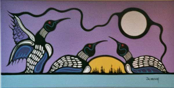 Mark Anthony Jacobson (Ojibwe)—Soul Dreamers
