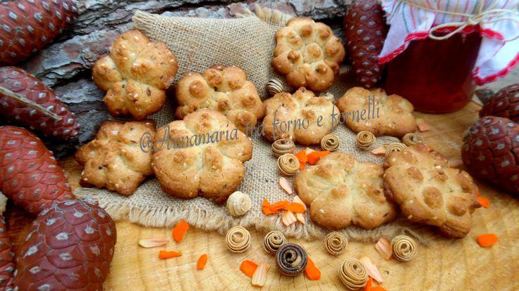 Biscotti rustici ai cereali