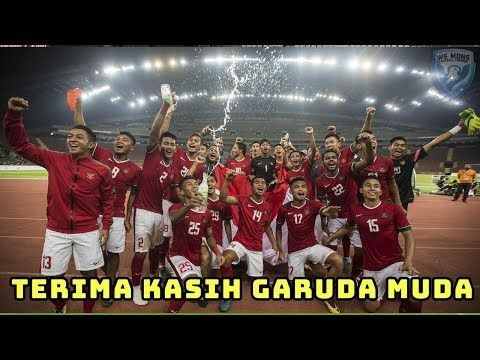 Ceremony Pemberian Medali Timnas Indonesia U22 SEA Games 2017