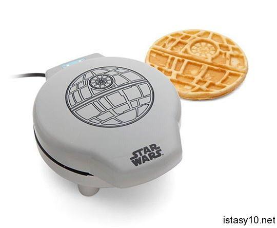 Star Wars Ölüm Yıldızı Waffle Makinesi
