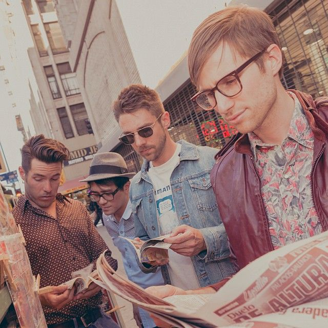 Saint Motel | New EP 'My Type' Available Now!