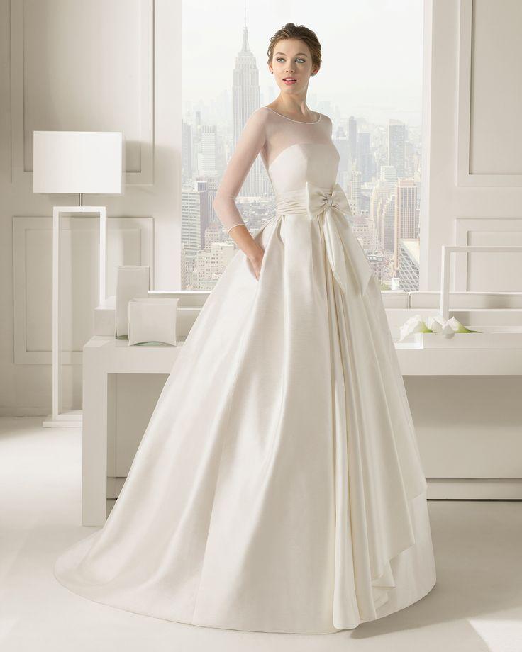 20 prachtige trouwjurken met lange mouwen | In White