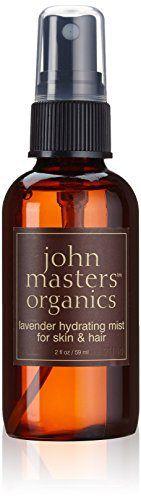 John Masters Organics Lavender Hydrating Mist For Skin & Hair 2 fl oz / 59 ml - http://essential-organic.com/john-masters-organics-lavender-hydrating-mist-for-skin-hair-2-fl-oz-59-ml/