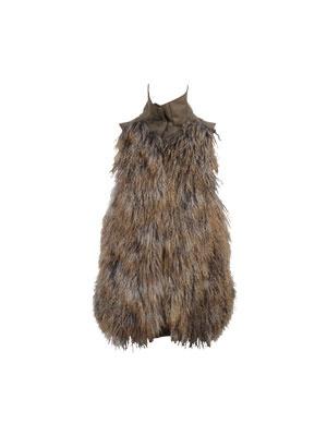 Lamb fur vest Patrizia Pepe $ 800