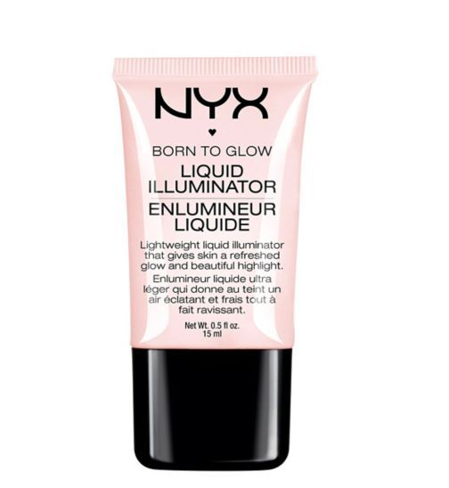 NYX Professional Makeup Born to Glow Liquid illuminator 25g - Boots