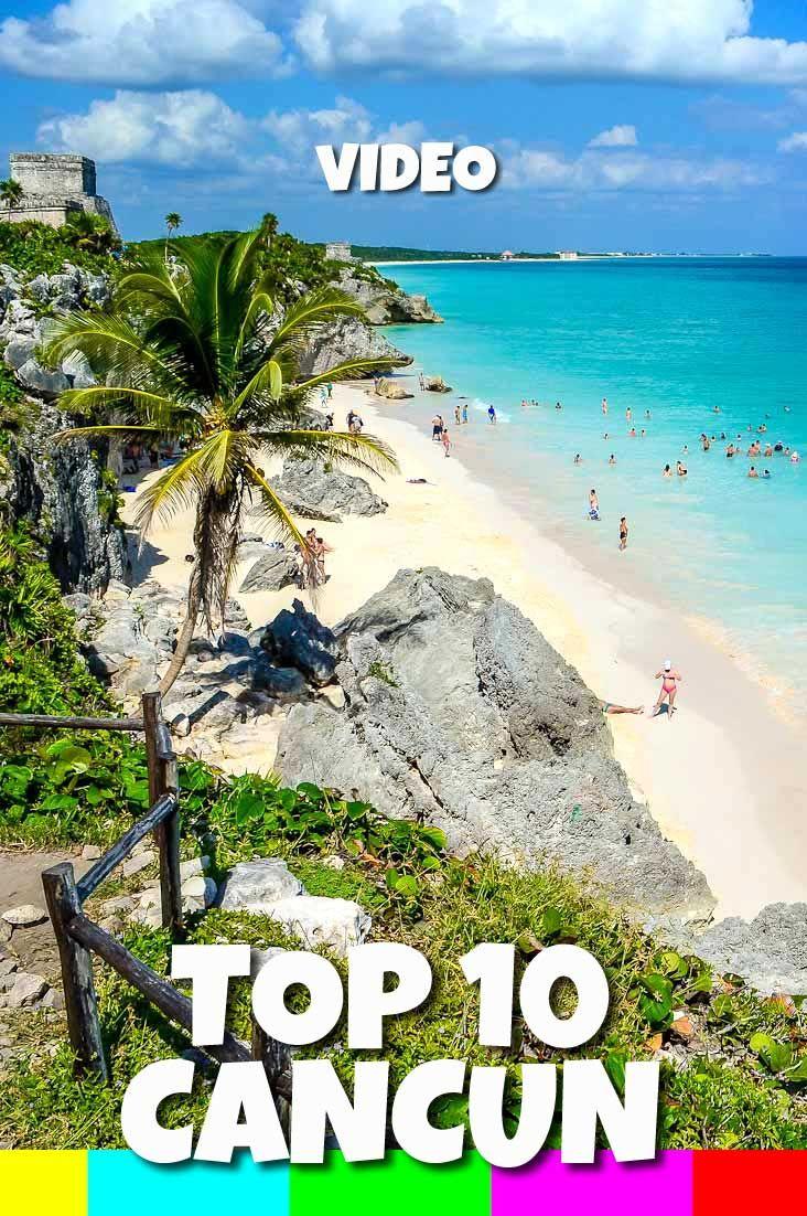 O que fazer em Cancun: confira um Top 10 dos melhores pontos turísticos da Riviera Maia e Península de Yucatán