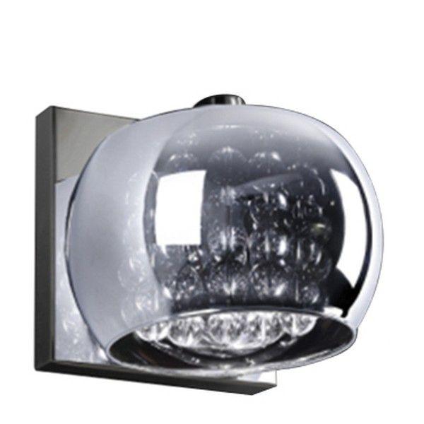 Kristall Wandleuchte 1x42W/G9 CRYSTAL W0076-01A-B5FZ Zumaline