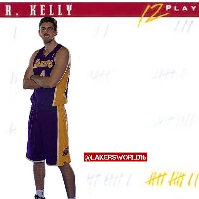 lakersworld:  R Kelly scores a career high - 20 pts tonight. Congrats  @ryankelly34 keep it going!   #teamlakers #lakers #lakeshow #lakergang #lakernation #losangeleslakers #china #accesssportsnet #blackmamba #tagsforlikes #purpleandgold #kobe #lakersforever #nba #teamkobe #kobebryant #purpnyellow #lakersworld16 #nbaballot  @Joshua Beyonce @TWCSportsnet @miketrudell @ericpincus @swaggyp1  Go Ryan!!!! :-)