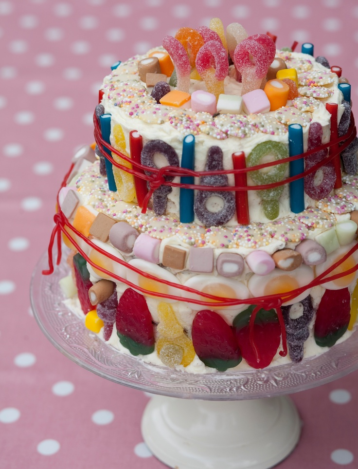 Tasty cake idea