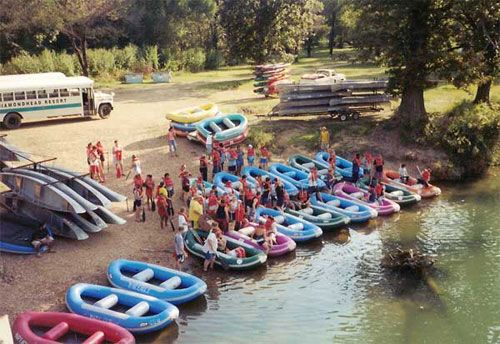 Illinois River float trip! Camped on the Illinois last summer w/ my family and boys- Boone, Brant, and Chace! Good memories!