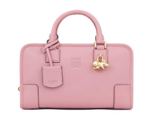 As Pink Bag By Loewe