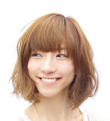スプリングボブ♪ | 恵比寿・代官山の美容室 Que hairのヘアスタイル | Rasysa(らしさ)