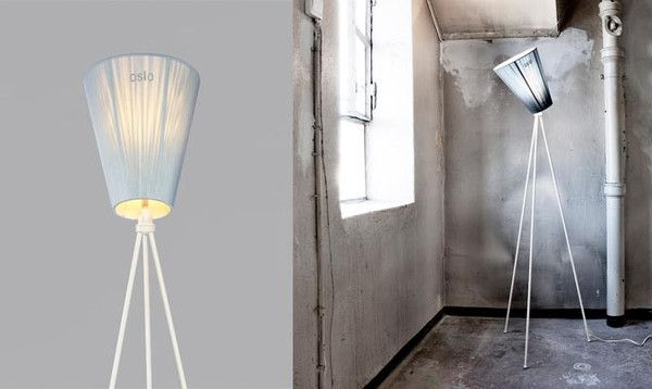 Lampa Oslo Wood | NORTHERN LIGHTNING | DESIGNZOO | Designzoo.pl