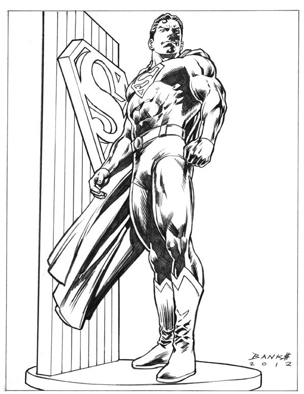227 best for printing images on pinterest cartoon art comic art last son of krypton superman comic art ccuart Image collections