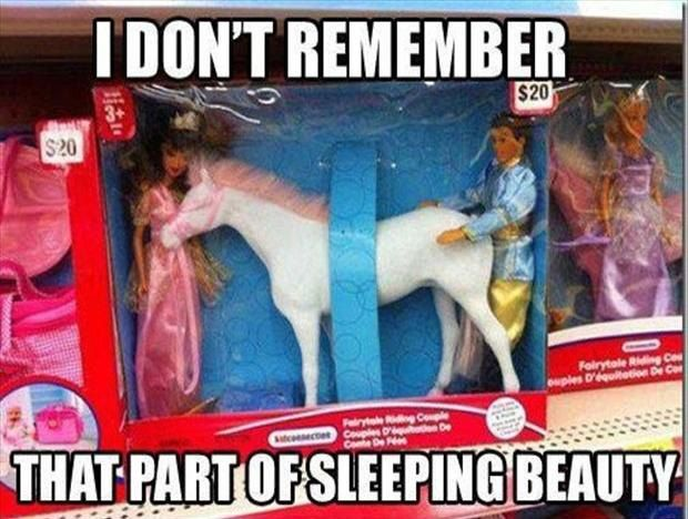 Barbie Quotes Tumblr | ... do crazy thing funny barbie doll with horse and its groom amazing fun