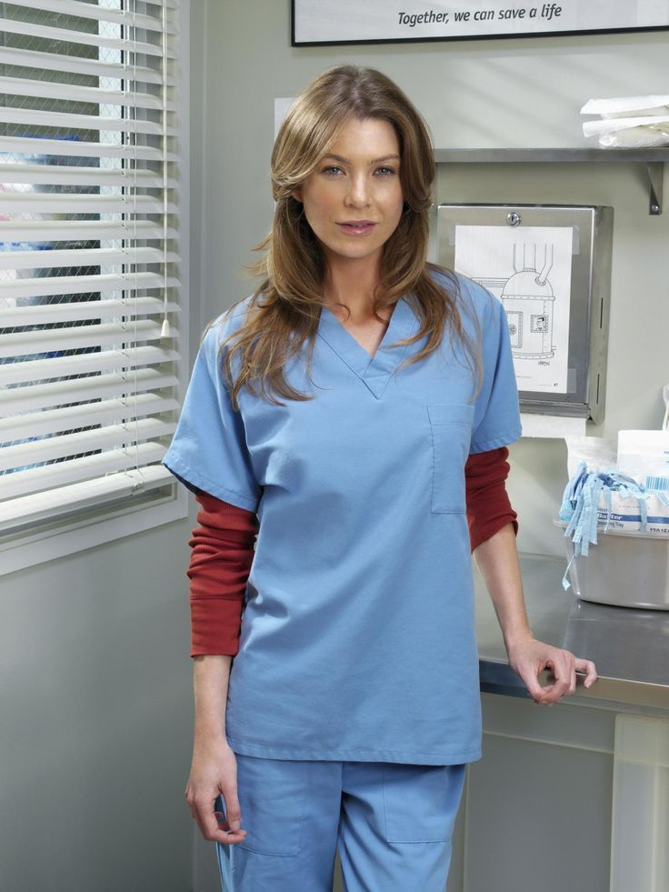 Grey's Anatomy - Meredith Grey, M.D. is the daughter of world-renowned surgeon Ellis Grey, who suffers from Alzheimer's disease. She is a graduate of Dartmouth College. - Ellen Kathleen Pompeo (born November 10, 1969) is an American actress