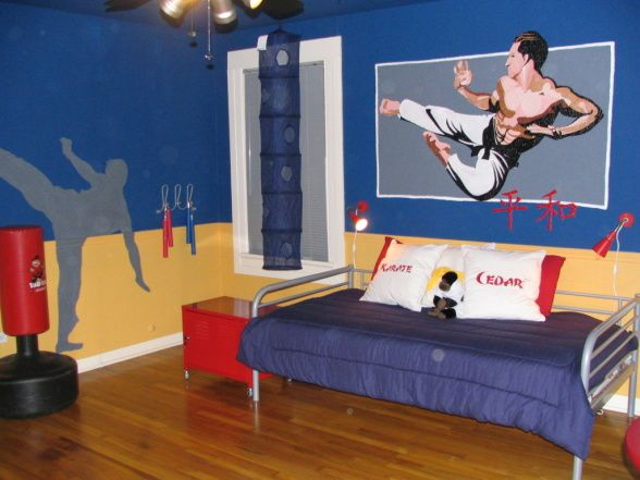 Martial Arts Theme Bedroom Decorating Ideas Find Your Zen With A Themed Room