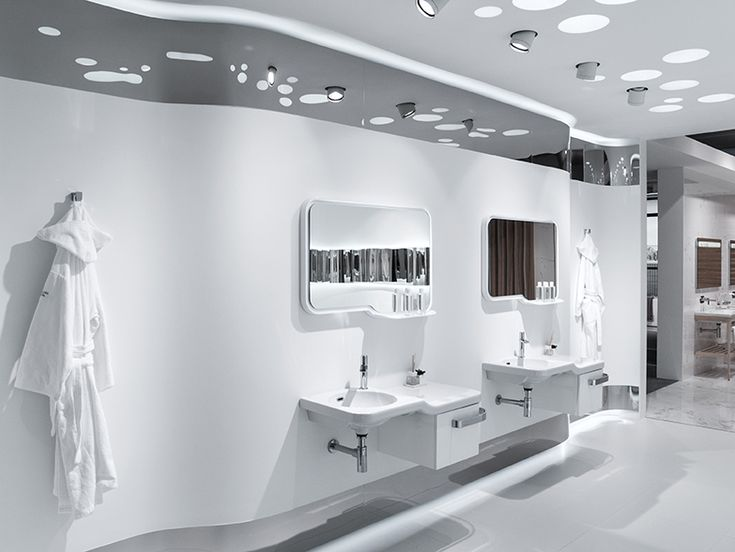 Technology: The Focus In #bathroom Design By Noken