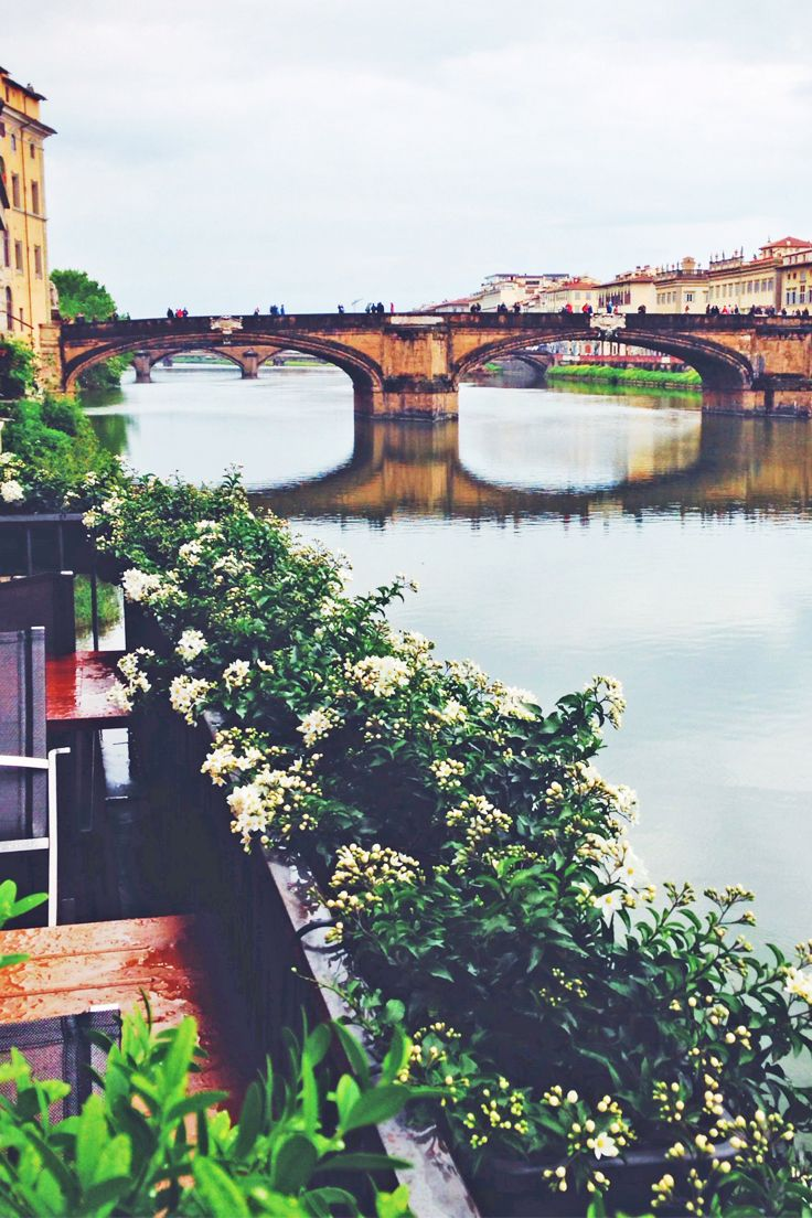 """""""You have to walk along the Arno and watch the beauty of the Eternal City."""" -Mariano Di Vaio #PittiPeoplexSaks #SaksMen"""