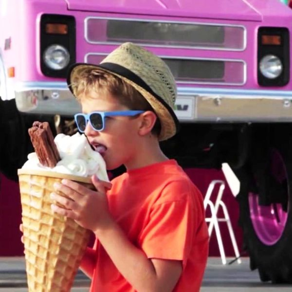 ¿De qué tamaño es tu antojo?  #helado #antojo #gelato #icecream #mexipan #mexipan2016 #wtc #cdmx #postre #foodstagram #delicia #delicioso