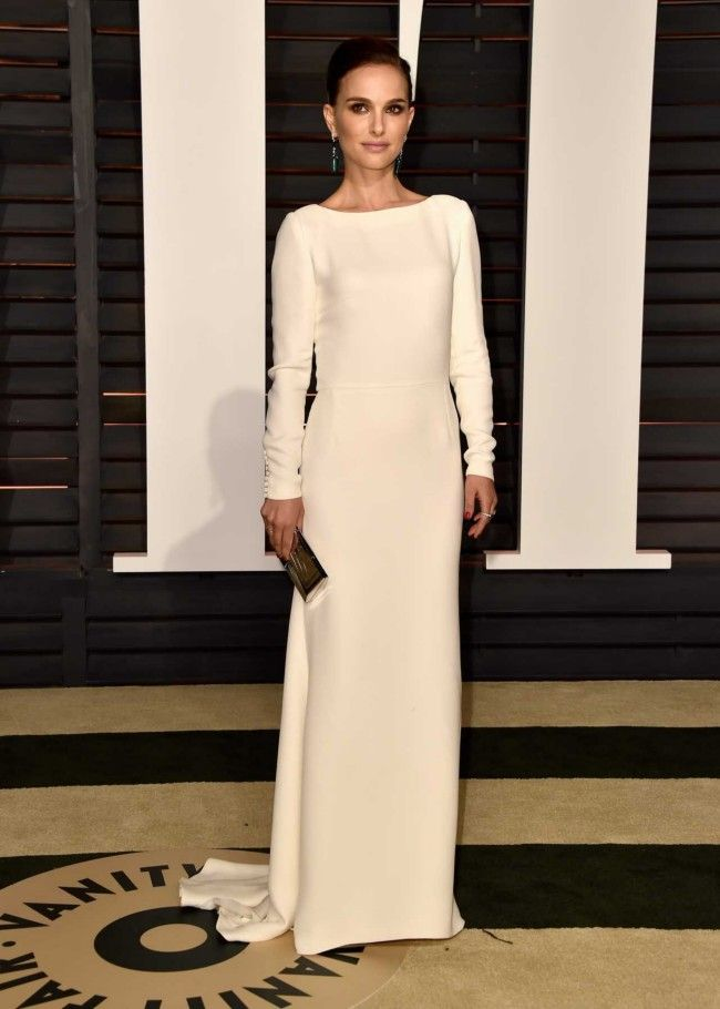 whatrebeccaloves.com best dressed nominee | The 2015 Vanity Fair Oscars party red carpet  gallery