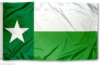UNT Mean Green Texas State Flag- This is a must have!