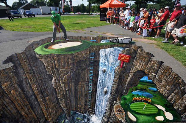 17 Mind-Boggling 3D Paintings