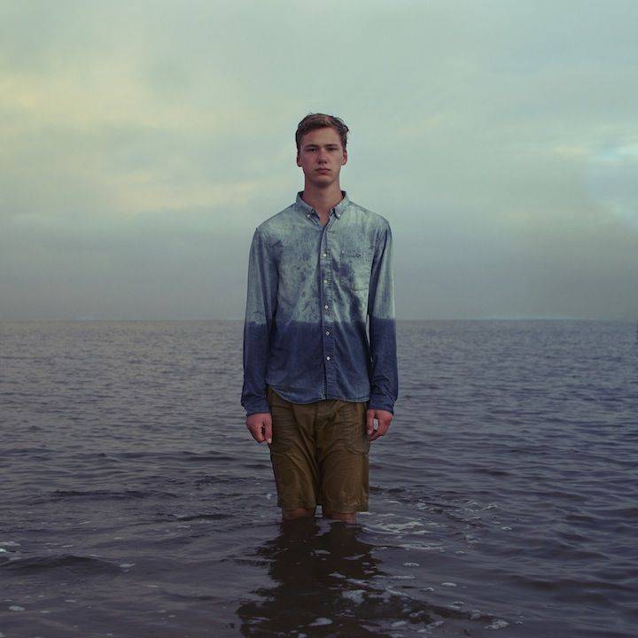 Dutch photographer Joeri Bosma.Water, Photos, Dips Dyes, Joeri Bosma, Self Portraits, The Ocean, Sea, Portraits Photography, Joeribosma