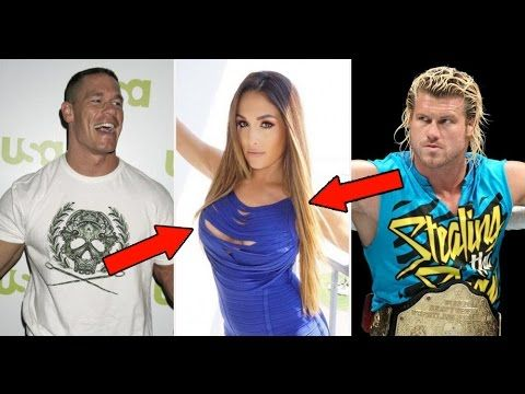 6 WWE DIVAS THEY HOOKED UP WITH