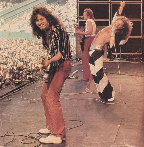 Van Halen, 1978.