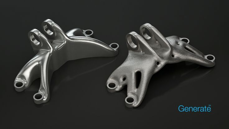 Using Generate, Onshape users can easily optimize their parts, components, and products to be lightweight and high-performance – all in the cloud.