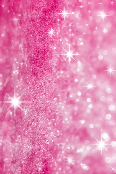 Pink Glitter!                                                                                                                                                                                 More