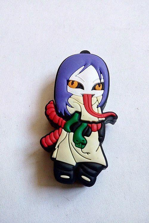 Orochimaru USB 2.0 4GB Flash Pen Drive Naruto Shippuden - Altre Dimensioni