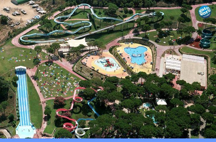 Espectacular panoràmica del #WaterWorldParc www.waterworld.es