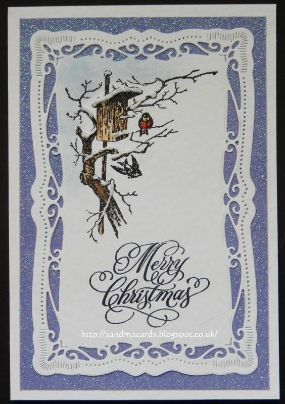 Sandma's Handmade Cards: Inkylicious Christmas Samples …