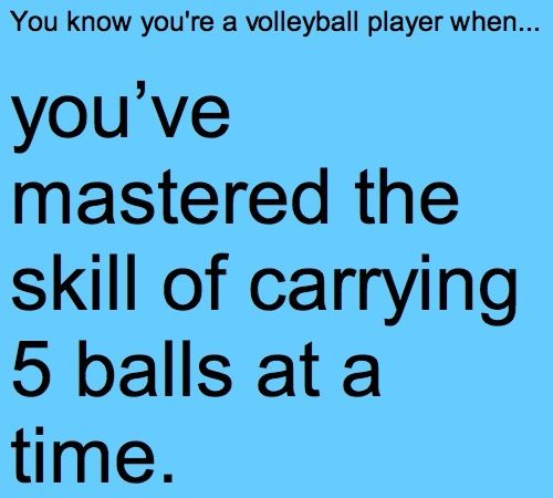 Haha that's me and Morgan:P people always say we're ball hogs