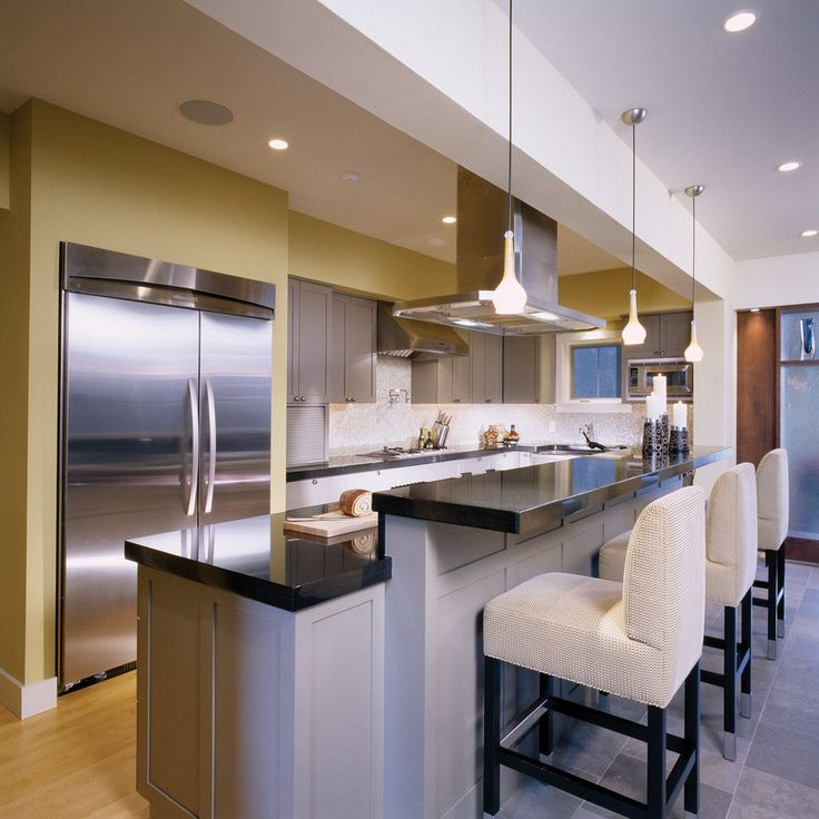 Eat In Kitchen Furniture: Best 25+ Breakfast Bar Lighting Ideas On Pinterest